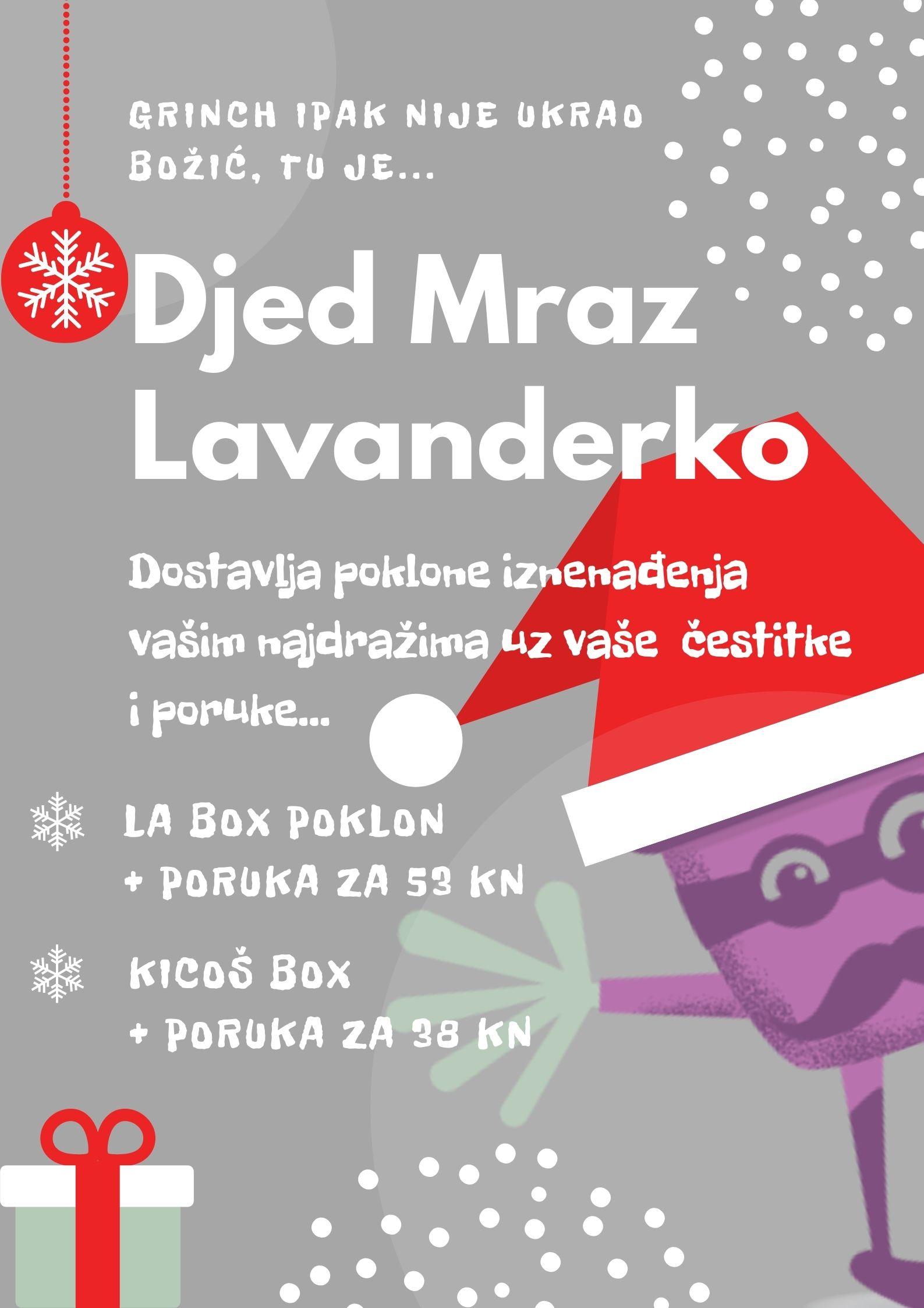Djed Mraz Lavanderko (1)
